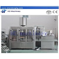 Ce Satandard With 4000bph High Quality Juice Filling Machine