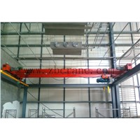 Electric Single Girder Overhead Travelling Crane 20MT from China
