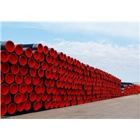 "Spiral Welded Steel Pipe 3 to 12m Length 6""API5L Oil Gas Used Pipe Line"