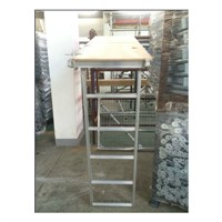 Aluminum Plywood Plank with Ladder and Trapdoor for Scaffolding Scaffold