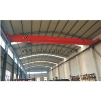 Electric Single Girder Overhead Travelling Crane 1-10t