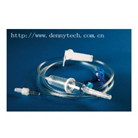 Steriled Medical Diaposable IV Set