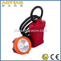 KLW5LM(A)LED Methane Alarm Miner Lamp, Gokang LED Miner Cap Light & Mining Cap Lamp