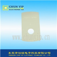 membrane switch panle for electrical appliance