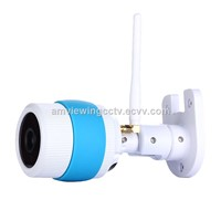 1.3MP IP65 Waterproof IR Wireless IP Camera,Outdoor HD WIFI IP Camera SD Card