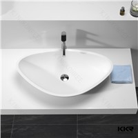 Kingkonree Cheap Modern Solid Surface Basin