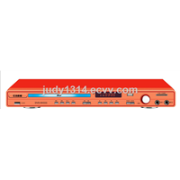 Home DVD Player with Power Amplifier