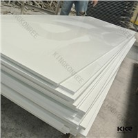 Bending acrylic solid surface resin sheet /artificial stone