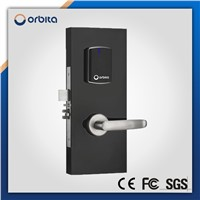 China Hi Tech Hotel Card Reader Door Lock