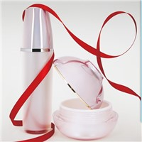 Elegance and High Quality Packages Korea Acrylic Cream Bottle and Jar (FB-08)