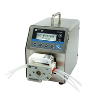 Lead fluid timer dosing dispensing  peristaltic pump CE flow 0.006