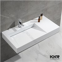 artificial stone sanitary ware wash basin, bathroom sink