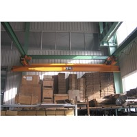 High Quality Workshop Used Lx Electric Single Girder Overhead Travelling Crane 0.5 t-5 t