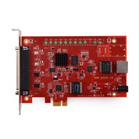 SDLC-PCIE High Speed Synchronous Serial Port Card