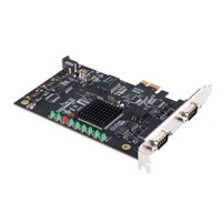TCMS-PCIE Synchronous Serial Port Card TCMS RS485