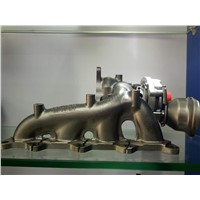 The Turbocharger for Volkswagen Lavida RHF3