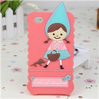 Factory Wholesale New Design Silicone Mobile Phone Case