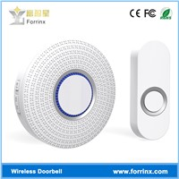 Forrinx D2 DIY 52 Ringtones 300m Distance 433MHz Smart Wireless Door Chime