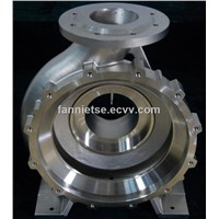 ISO9001: 2008 Dongying Foundry Customized Manufacturer Precision Casting Part Pump Casing