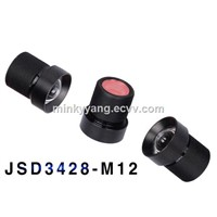 3.6mm 96degree Camera Wide Angle Lens with 5 Megapixel
