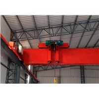 workshop used LP Electric Single Girder Overhead Travelling Crane 3.2 t