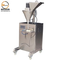 Semi-Automatic Powder Filling Machine For 0.25g Vial Bottle