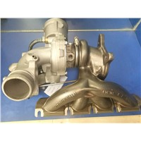 The Turbocharger For Audi A4L Car  1.8T