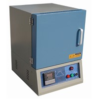 1700degrees Electric Chamber Furnace for Laboratory Heat Treatment