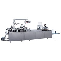 Linear Auto Plastic-Card Penciles Blister Packing Machine