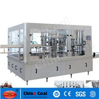 3-in-1 Automatic Mineral Water/ Carbonated Drink Filling Machine
