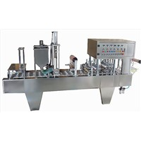 Automatic Cup/Bowl Filling/Sealing Machine/Cup Filling Machine