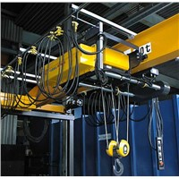 Special Workshop Used LX Explosion Proof Single Girder Crane 0.5 t-5 t
