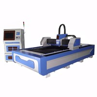 750w Steel Laser Cutting Machine 3000*1500mm CNC Fiber Cutter Cheap Price