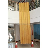 hanging metal mesh chain curtain for restaurant and decoration