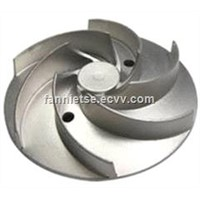 Ap Alloy Foundry Customized Manufacturer Precision Lost Wax Casting Pump Parts Opening Impeller