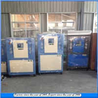 China made Industrial water cooled chiller unit