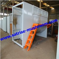 mushroom equipment/raw materials mixer for mushroom cultivation