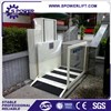 Home small disabled wheelchair lift