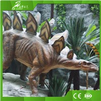 Amusement Park Artificial Robotic Life-size Dinosaur for Theme Park