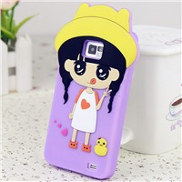 Factory Customize & Wholesale Silicone Cellphone Case