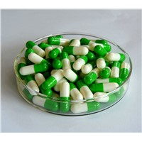 Halal Empty Hard Gelatin Capsule Enteric Capsule Pre-Locked