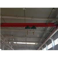 Workshop Used LE Electric Single Girder Overhead Travelling Crane