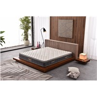 Bamboo Fiber Fabric 3 Zone Pocket Spring Mattress