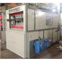 plastic cup thermoforming machine