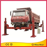 Heavy Duty Vehicle Lift/Truck Lift/40ton Heavy Truck Lifting (SS-JJ40B)