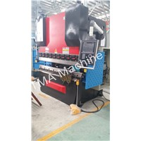 CNC Hydraulic Press Brake WC67K-100T/2500