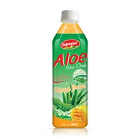 wholesale Aloe vera juice drink with Mango flavour