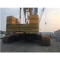 Hitachi Sumitomo Used Heavy Crawler Crane 200 Ton Original from Japan for Sale