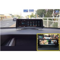 OEM Manufacturer On Dash Car GPS Navigation DVR 8 inch Screen FM Radio SD