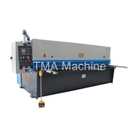 QC12K Hydralic  Metal Sheet Cutter Machine